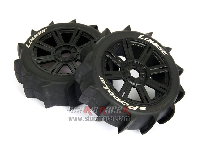 Louise B-Paddle 1/8 Buggy Tires (2P) 002