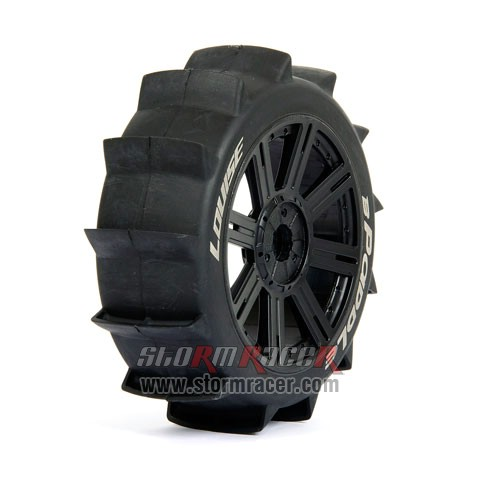 Louise B-Paddle 1/8 Buggy Tires (2P) 004