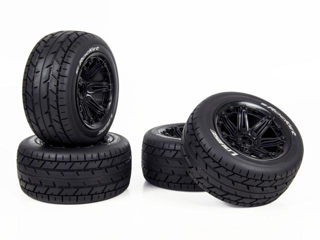 Louise 1/8 Tires ST ROCKET #L-T3286B Combo2 005