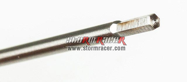 Hex Tip 2.5mm Length 120mm MP04-010302 003