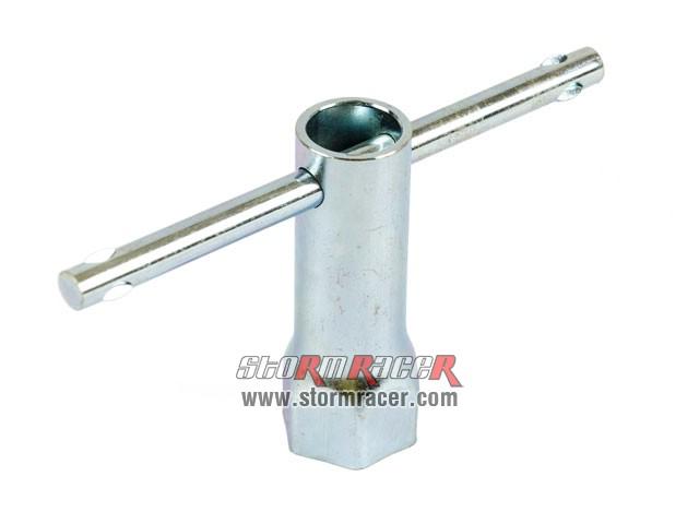 Ống Típ Mở Bánh Xe 17mm 001