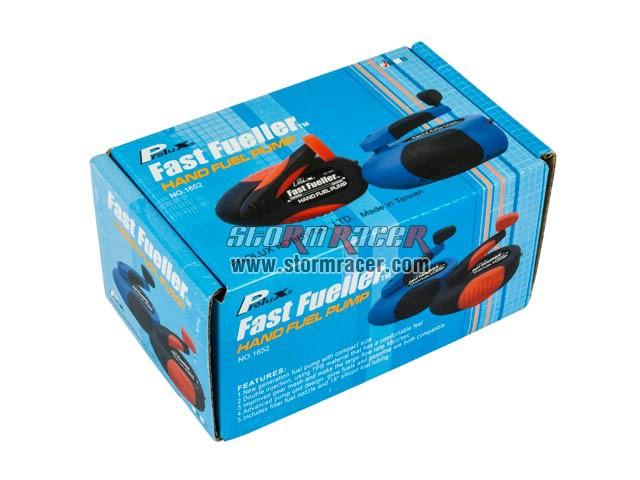 Hand Fuel Pump #1652 001