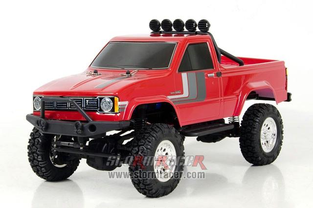 Toyota Hilux 1/12 Thunder Tiger 015
