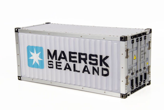 Hercules Hobby 20FT Container #HH-140407A 004