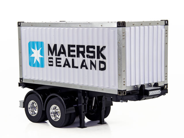 Hercules Hobby 20FT Container Semi Trailer #HH-140407 003