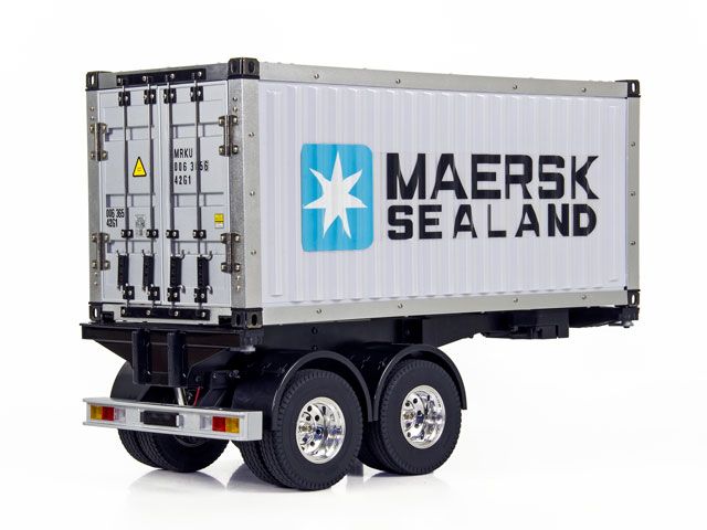 Hercules Hobby 20FT Container Semi Trailer #HH-140407 005