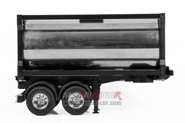 Hercules Hobby Full Metal 20 Foot Fuel Tank Trailer #HH-140410 003