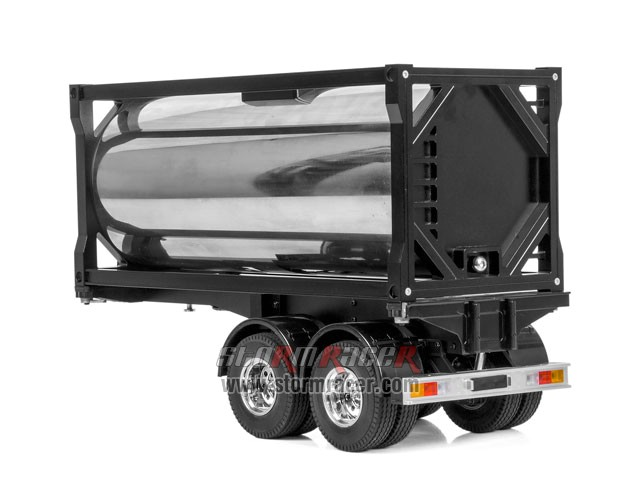 Hercules Hobby Full Metal 20 Foot Fuel Tank Trailer #HH-140410 004