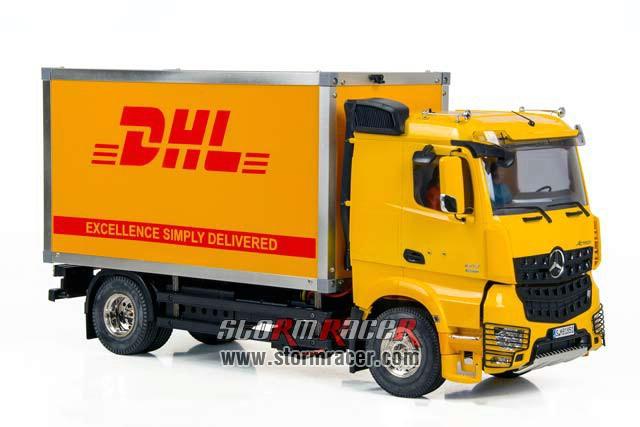 Hercules Hobby Van Truck 2 Axial #HH-140435 005
