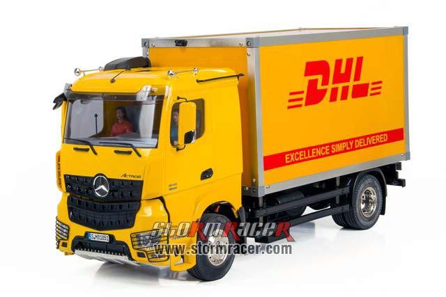 Hercules Hobby Van Truck 2 Axial #HH-140435 008