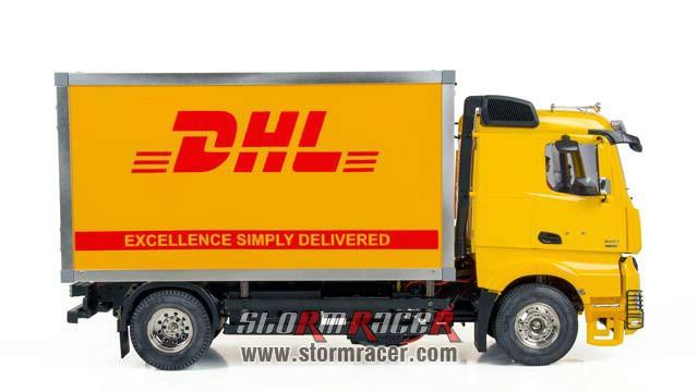 Hercules Hobby Van Truck 2 Axial #HH-140435 011