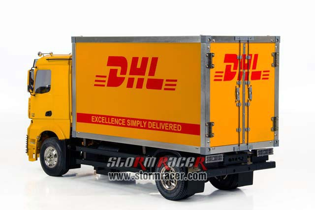 Hercules Hobby Van Truck 2 Axial #HH-140435 015