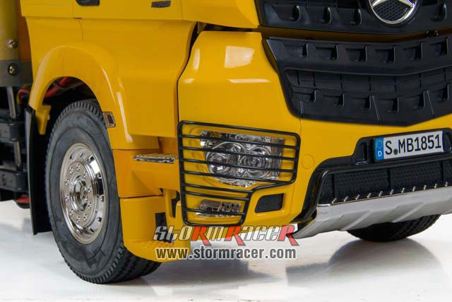 Hercules Hobby Van Truck 2 Axial #HH-140435 021