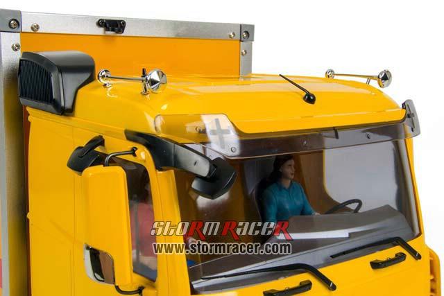 Hercules Hobby Van Truck 2 Axial #HH-140435 022