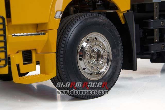 Hercules Hobby Van Truck 2 Axial #HH-140435 028