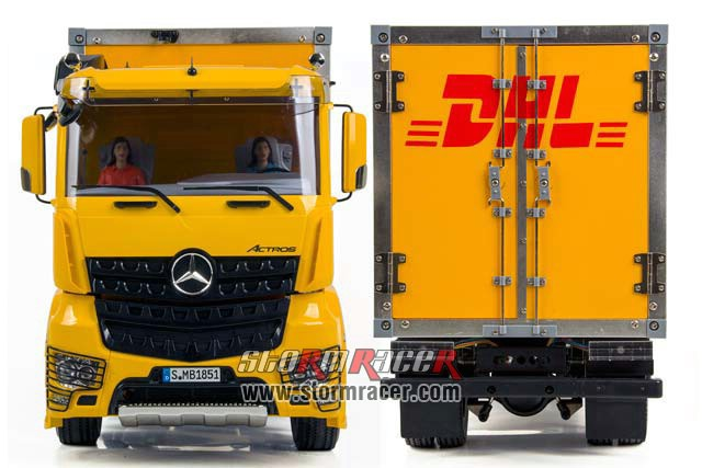 Hercules Hobby Van Truck 2 Axial #HH-140435 030