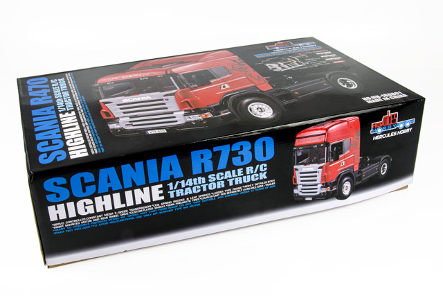 Hercules Hobby Scania R730 Kit 001