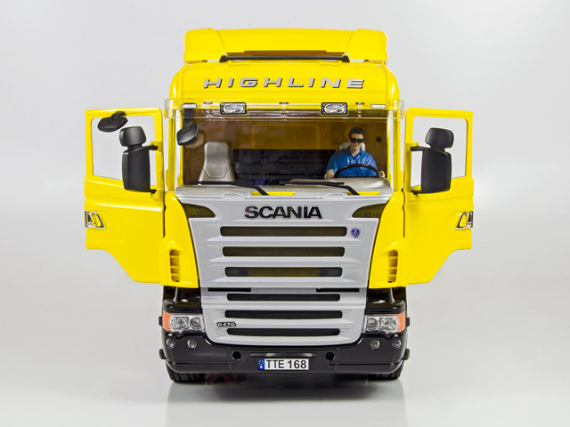 SCANIA Highline R730 Yellow RTR (1/14 Scale) 013