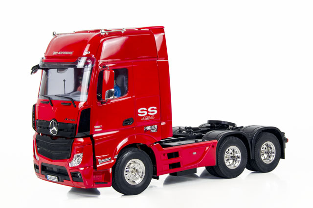 Hercules 2 Axial Tractor Truck (1/14 RTR) 011