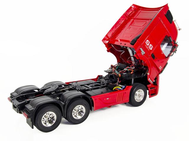 Hercules 2 Axial Tractor Truck (1/14 RTR) 019