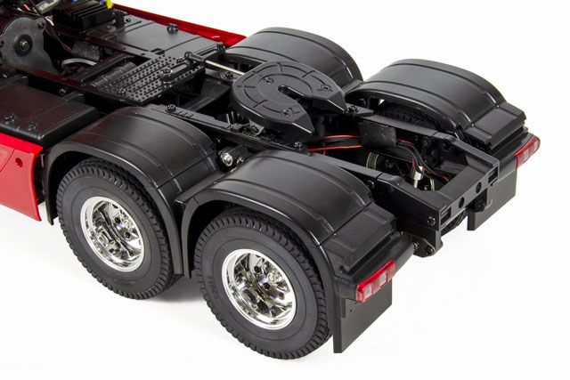 Hercules 2 Axial Tractor Truck (1/14 RTR) 026