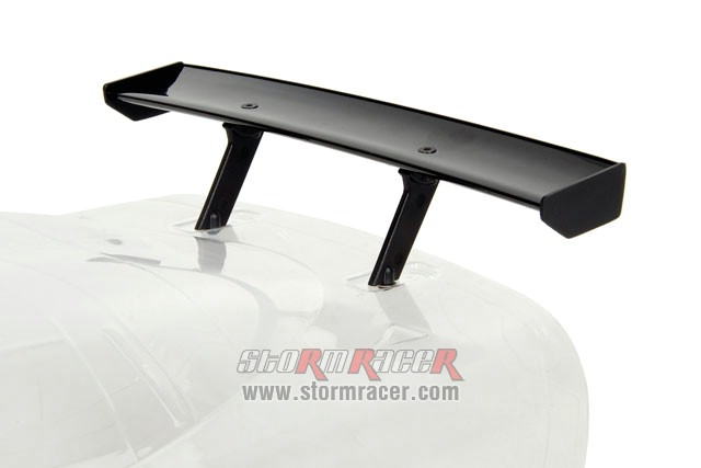 HobbyPro Plastic Rear Wing #H857 001