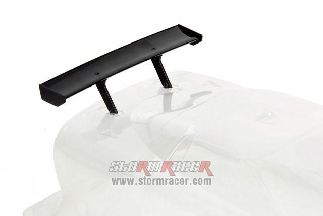 HobbyPro Plastic Rear Wing #H857 003