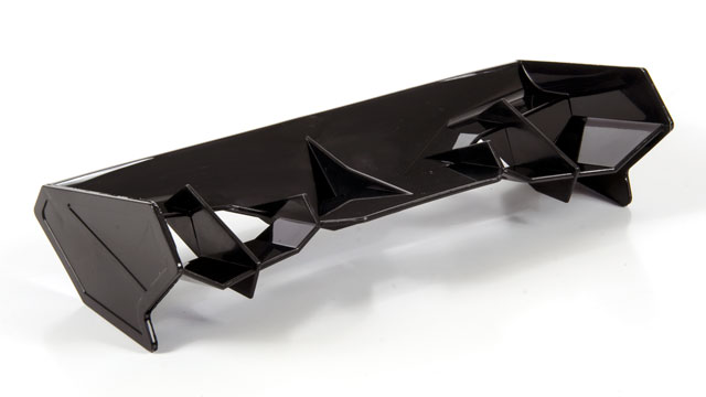 Louise 1/8 Buggy Rear Wing #L-T224 004