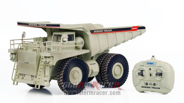 Xe tải đất 1/24 RTR Mining Truck #0808 (2.4G) 003