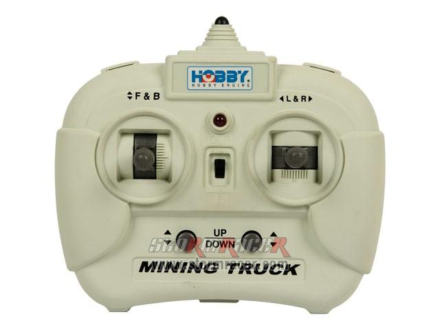 Xe tải đất 1/24 RTR Mining Truck #0808 (2.4G) 001