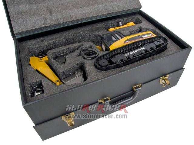 1/14 RC Excavator Full Alloy with 23CH #1580 005