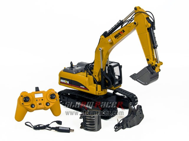 1/14 RC Excavator Full Alloy with 23CH #1580 007
