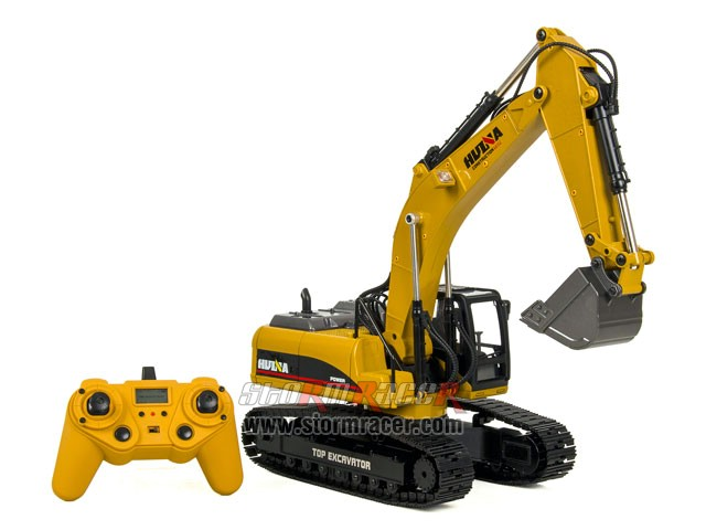 1/14 RC Excavator Full Alloy with 23CH #1580 008
