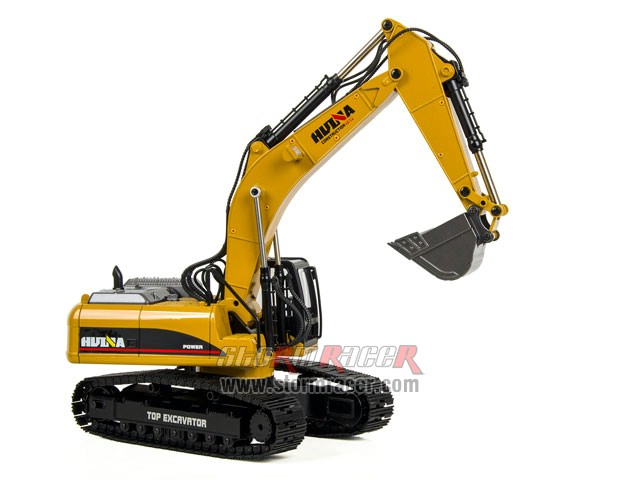 1/14 RC Excavator Full Alloy with 23CH #1580 017