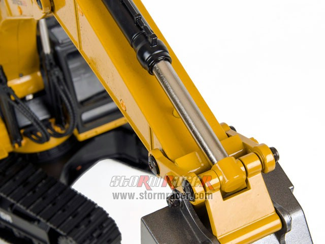 1/14 RC Excavator Full Alloy with 23CH #1580 044