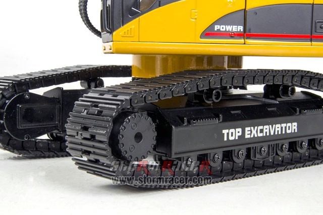 1/14 RC Excavator Full Alloy with 23CH #1580 047