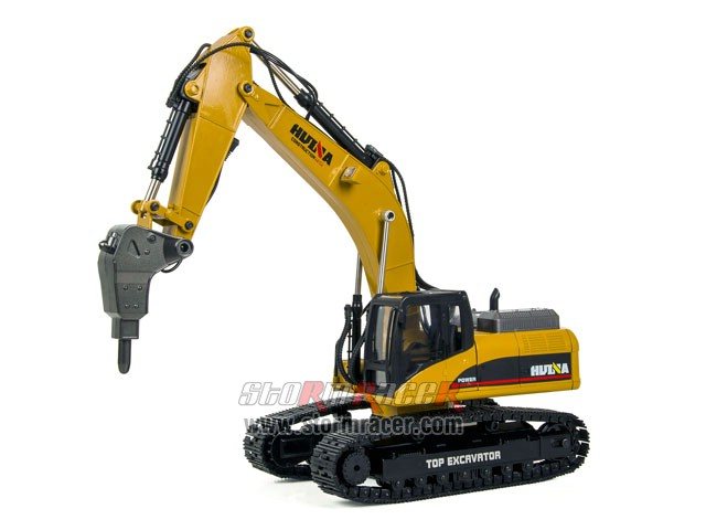 1/14 RC Excavator Full Alloy with 23CH #1580 054