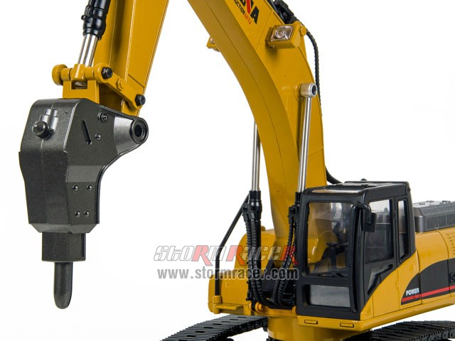 1/14 RC Excavator Full Alloy with 23CH #1580 056