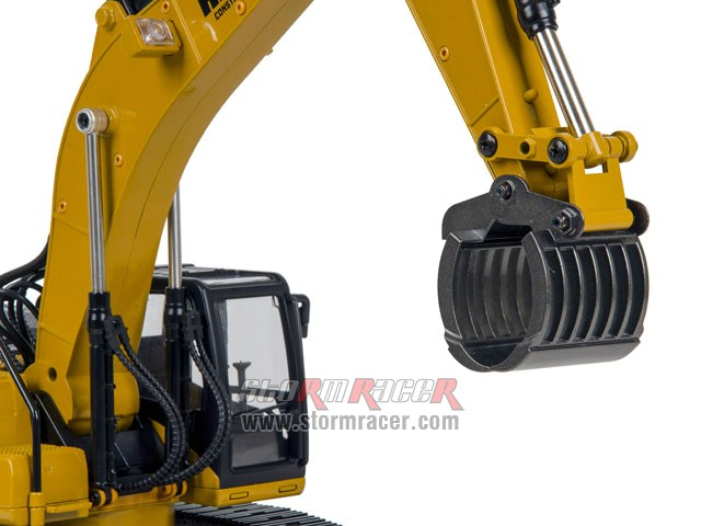 1/14 RC Excavator Full Alloy with 23CH #1580 058