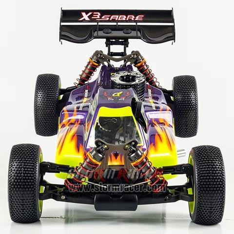 Racing 1/8 Buggy X3S bản Rồng Chiến 008