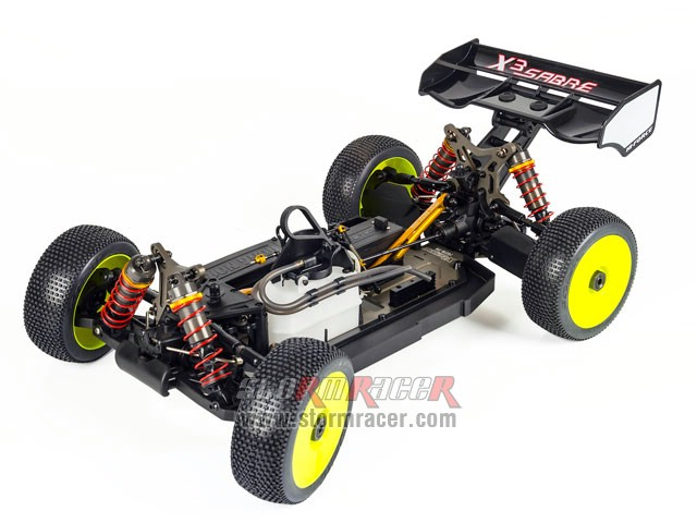 HongNor Buggy Racing X3-Sabre-2016 (Kit 80%) 002