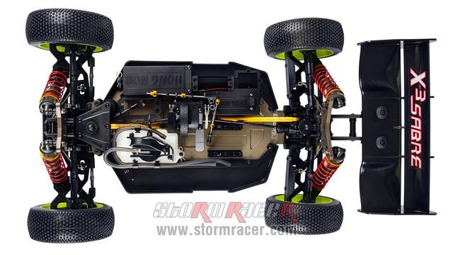 HongNor Buggy Racing X3-Sabre-2016 (Kit 80%) 003