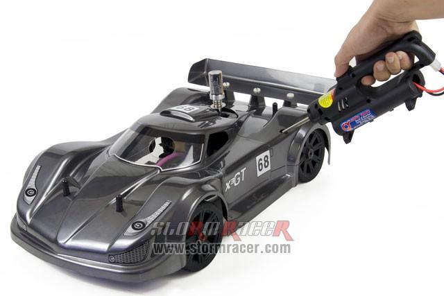Racing Nitro X3-GT ALPHA 100km/h RTR 2,4G 001