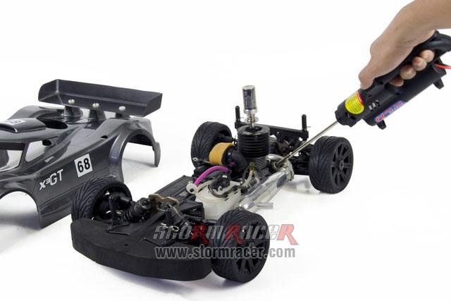 Racing Nitro X3-GT ALPHA 100km/h RTR 2,4G 002