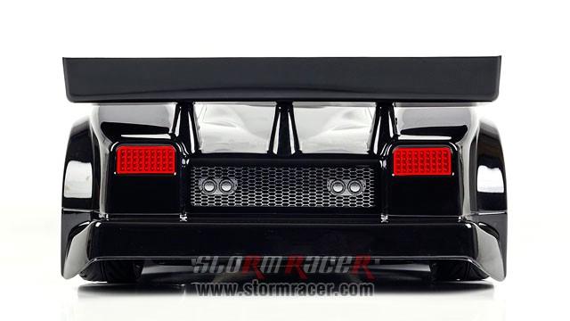 Racing Nitro X3-GTRR 130km/h RTR 018