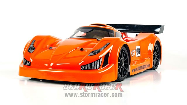 Racing Nitro X3-GTR 120km/h RTR 026