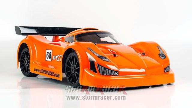 Racing Nitro X3-GTR 120km/h RTR 032