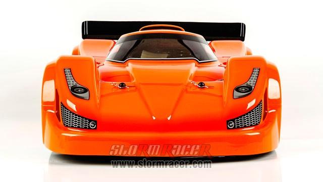 Racing Nitro X3-GTR 120km/h RTR 035