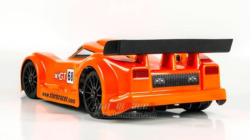 Racing Nitro X3-GTR 120km/h RTR 036