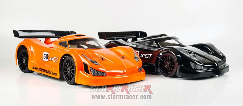 Racing Nitro X3-GTR 120km/h RTR 041